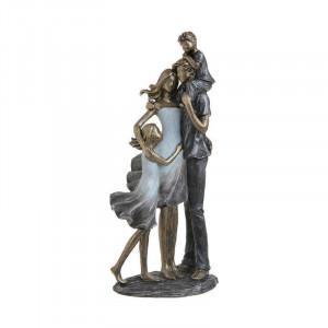Statueta Lovely Family, Charisma, Rasina, 13Χ11Χ29
