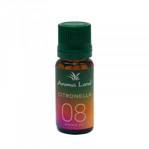 Ulei parfumat Citronella, Aroma Land, 10 ml