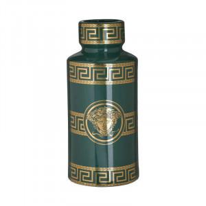 Vaza decorativa Green Athena, Charisma, Ceramic, Φ14Χ30