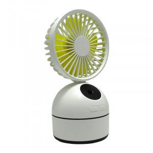 Aroma Difuzor Windy cu ventilator si acumulator, Aroma Land, 200 ml, 8W