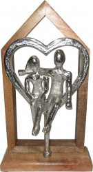 Decoratiune Swing of Love, Charisma, 21X8X35
