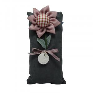 Pernuta textil parfumata ornament - Carbune activ bambus