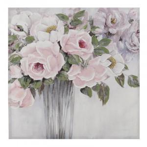Tablou canvas natura statica Roses, 80x3x80