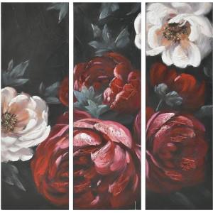 Tablou canvas Roses, Charisma, 80Χ4X100