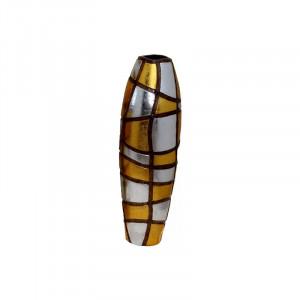 Vaza de podea Mozaic, Charisma, Ceramic, D20x80