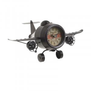 Ceas metal avion
