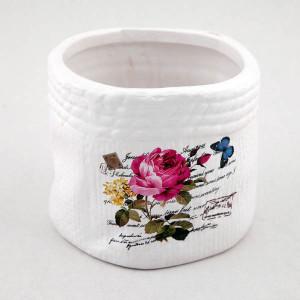 Ghiveci Spring Flowers, Ceramica