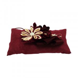 Pernuta textil parfumata - Disponibila in 6 culori - Carbune activ bambus