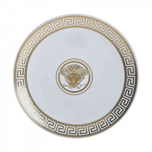 Platou decorativ Athena, Charisma, Ceramic, Φ34