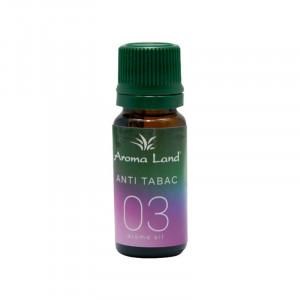 Ulei parfumat Anti Tabac, Aroma Land, 10 ml