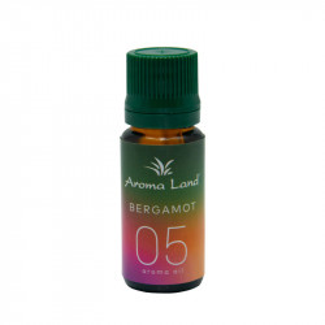 Ulei parfumat Bergamot, Aroma Land, 10 ml