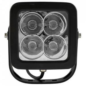 Proiector cu 4 leduri la 40w, lumină concentrată