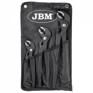 Set de 3 Clesti Reglabili, JBM