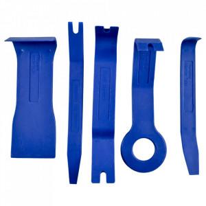 Set 5 leviere din plastic demontare tapițerii