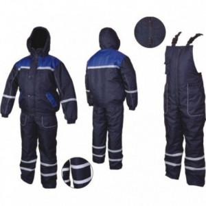 Costum Vatuit Impermeabil, Collins, Blue Navy