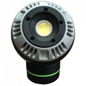 Lampă sferică cu magnet