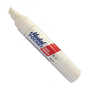 Marker Mini cu Vopsea Lichida si Varf Lat, pentru Majoritatea Suprafetelor, Uscare Rapida, Pocket Paint Marker, Markal