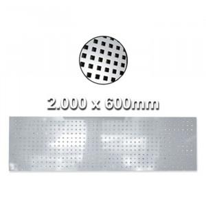 Panou Perforat din Tabla 2000x600 mm, JBM
