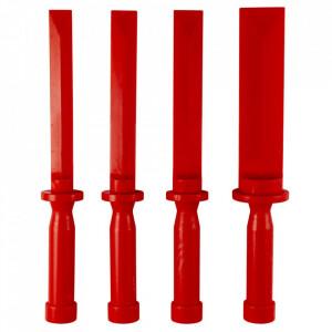 Set de 4 leviere fine din plastic