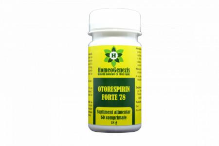 Otorespirin Forte 78 - 60 comp