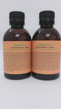 Poze Ginesenciclin Economic 2 x 200 ml