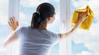 Sfaturi pentru curatarea geamurilor