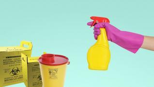 Igiena cabinetului medical - necesarul de produse