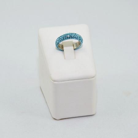 Inel SWAROVSKI ELEMENTS - Aquamarine