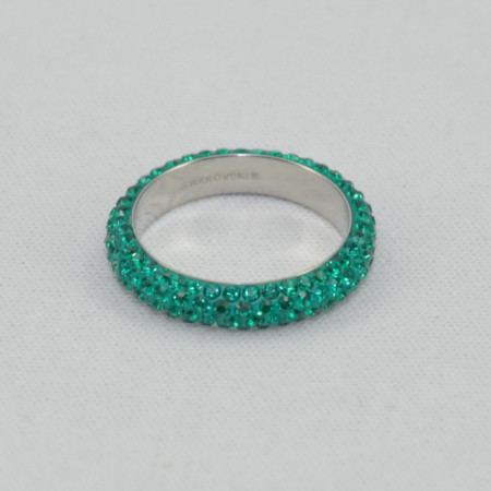 Inel SWAROVSKI ELEMENTS - Emerald