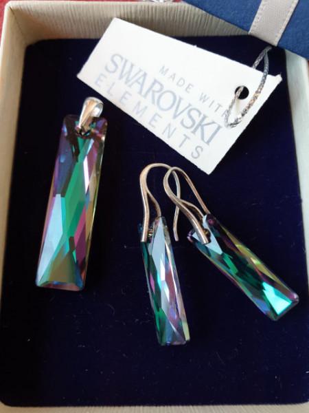 Cercei Queen Baguette - Crystal Paradise Shine