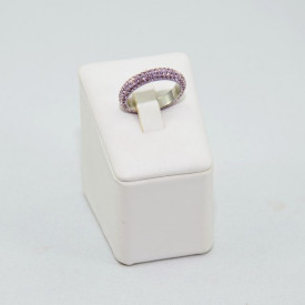 Inel SWAROVSKI ELEMENTS - Light Amethyst