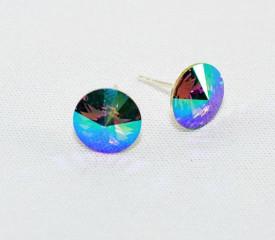 Cercei surub cu cristale SWAROVSKI ELEMENTS - Paradise Shine