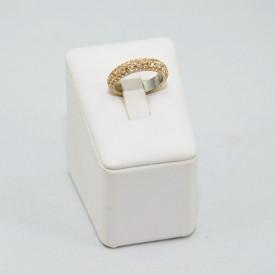 Inel SWAROVSKI ELEMENTS - Crystal Golden Shadow