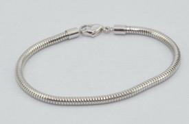 SWAROVSKI charm & bracelet - crystal