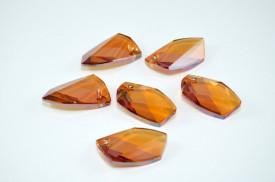 Avantgarde Pendant, Crystal Copper, 40 mm