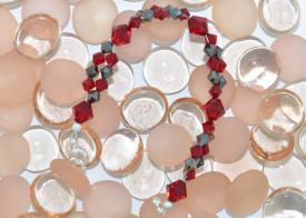 Bratara cu cristale  SWAROVSKI ELEMENTS