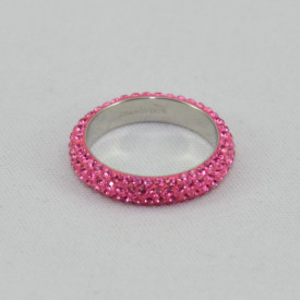 Inel SWAROVSKI ELEMENTS - Rose