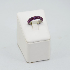 Inel SWAROVSKI ELEMENTS - Amethyst