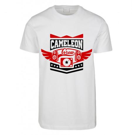 Cameleon Red [tricou premium]
