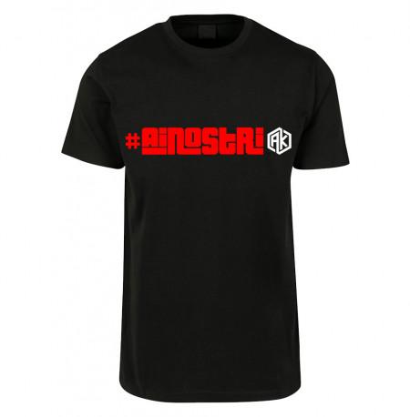 #AINOSTRI - Negru [Tricou Premium]