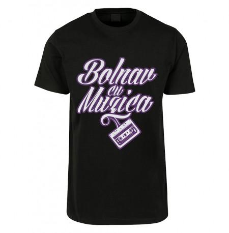 Tricou Premium BOLNAV CU MUZICA