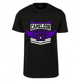 Cameleon Purple [tricou premium]