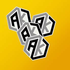 Pack stickere logo AK