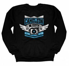 Cameleon Blue [bluza] + CD/Album GRATUIT la alegere