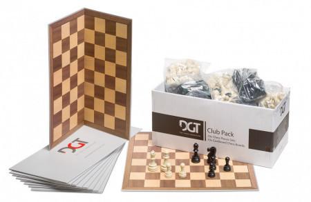 SET CLUB DGT - 10 SETURI TABLE SI PIESE DE PLASTIC