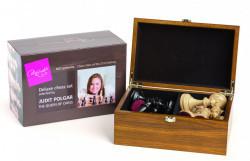 Judit Polgar Deluxe -Piese de lemn in cutie