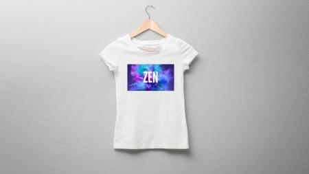 "Tricou damă ""ZEN"""