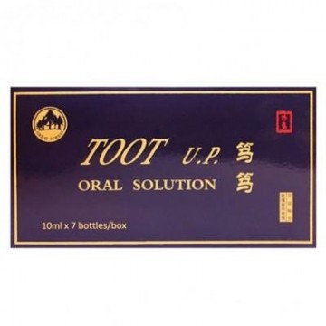 Poze TOOT UP Tianli Natural Potent 7 Fiole