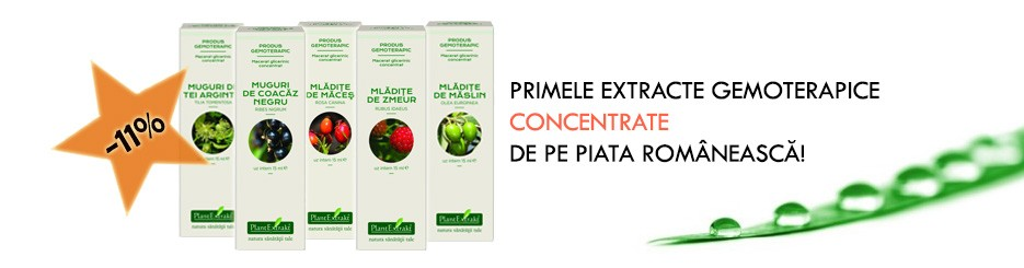 Extracte gemoterapice concentrate