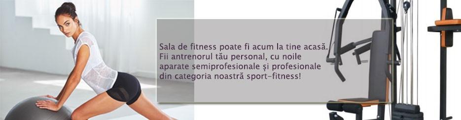 Echipamente de fitness - naturisti.ro